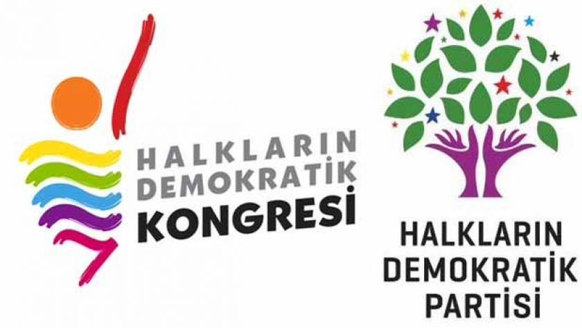HDP-HDK bileşenleri, 'çift taraflı ateşkes' ve 'saldırılara karşı kenetlenme' çağrısı yaptı