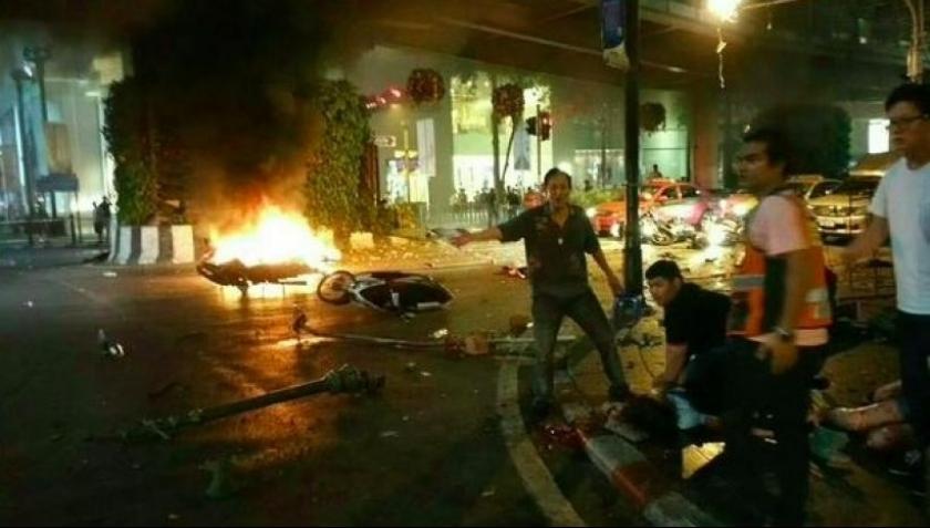 Tayland Bangkok Post gazetesinden 'Türk bombacı' iddiası!