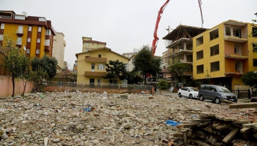 Maltepe'de yıkımlara asbest şartı getirildi