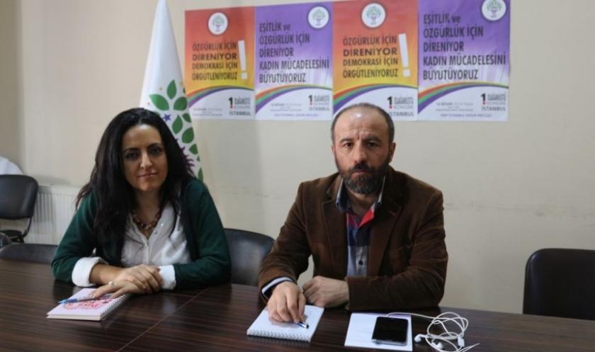 HDP'nin İstanbul kongresi  pazar günü düzenlenecek