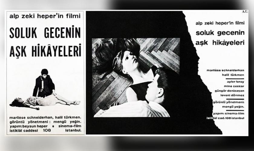 Uzlaşmayan aykırı bir yönetmen: Alp Zeki Heper