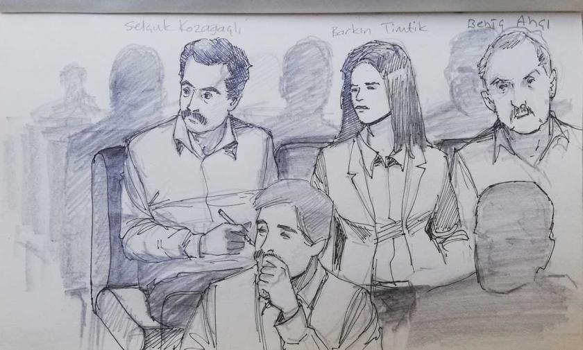 ÇHD ve HHB üyesi avukatlara toplam 159 yıl 2 ay ceza verildi