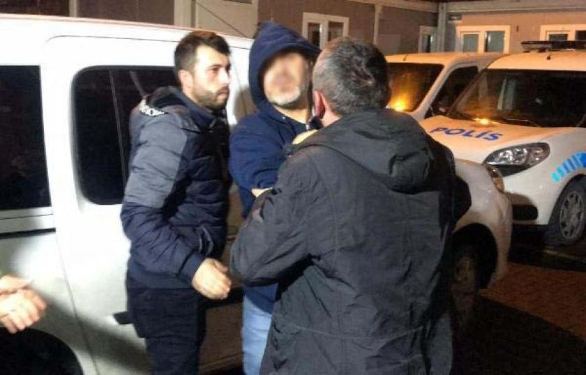 2 yaşındaki çocuğunu zorla alıkoyan baba gözaltına alındı
