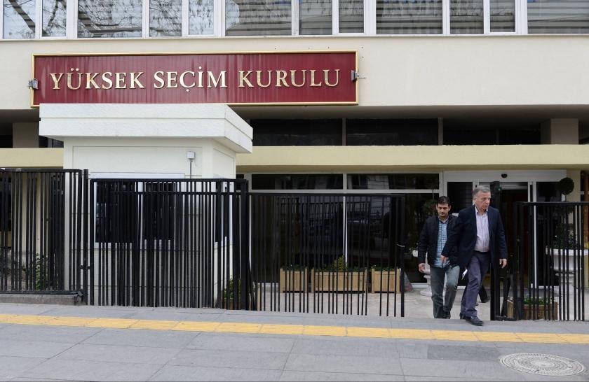 CHP ve  HDP'den YSK teklifine muhalefet şerhi