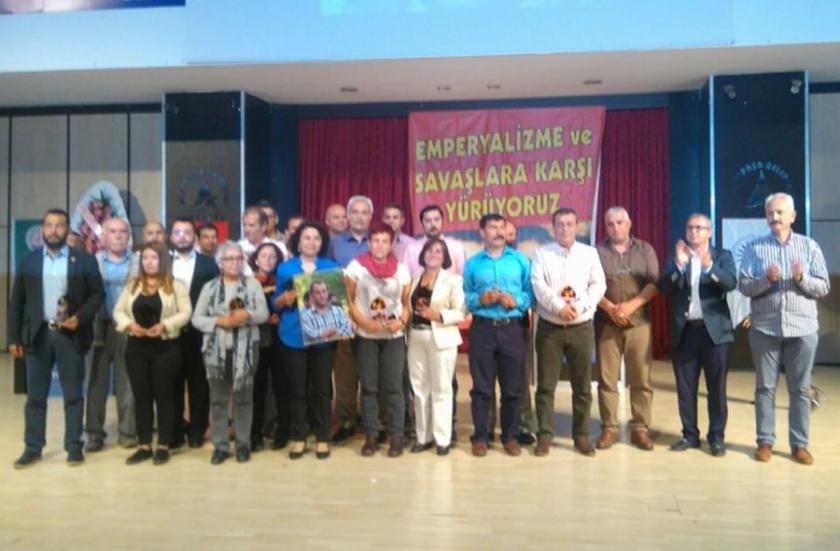 Antalya'da Deniz Gezmiş Onur Ödülleri verildi