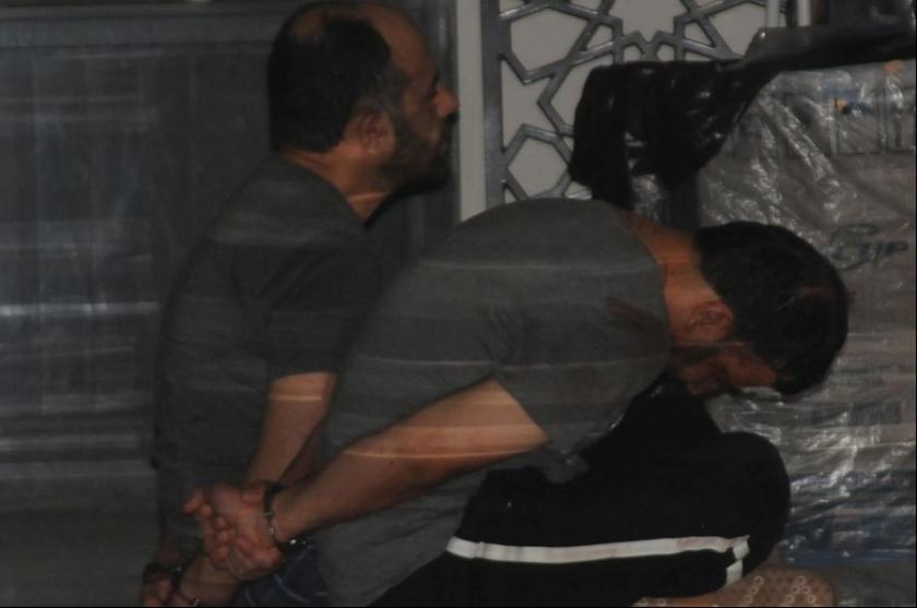 Firari 2 kurmay albay Konya'da yakalandı