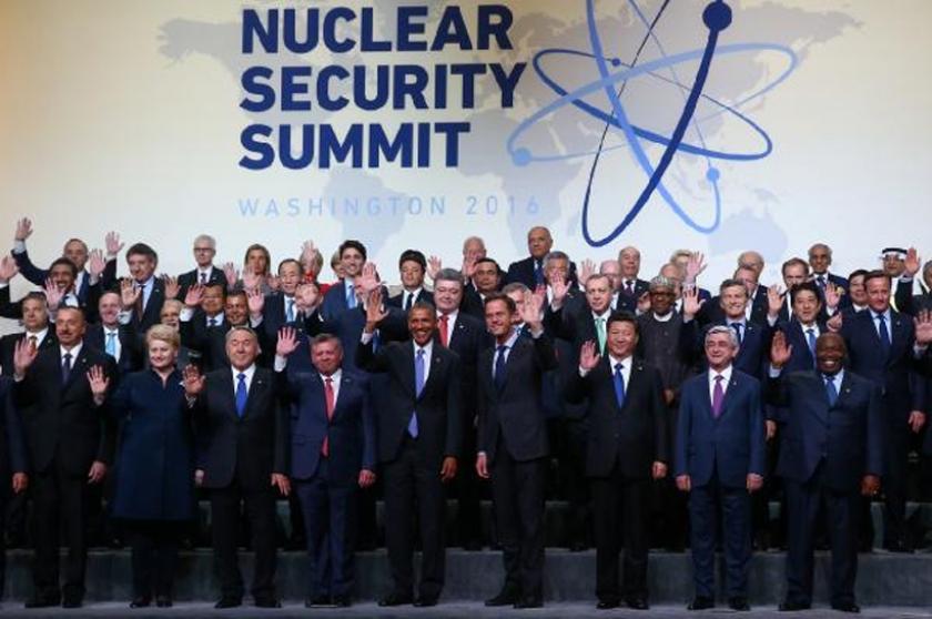 Erdoğan, Nükleer Güvenlik Zirvesi'nin açılış oturumuna katıldı