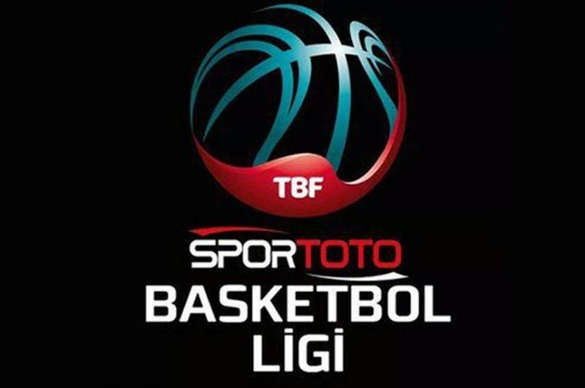 Spor Toto Basketbol Ligi'nde ilk yarı fikstürü belli oldu