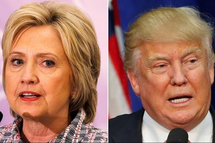 Trump, başkanlık anketinde 2 puan farkla önde