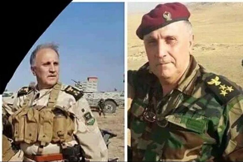 Peşmerge Komutanı Emin, IŞİD'le çatışmada yaşamını yitirdi