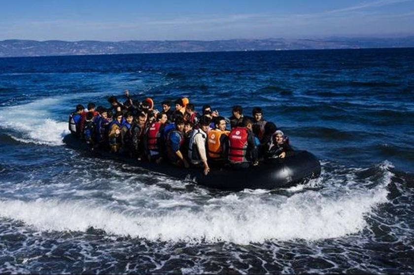 Ege'de bir yılda 277 mülteci yaşamını yitirdi