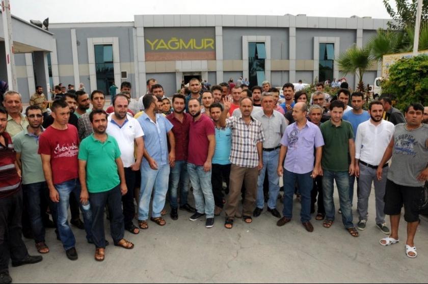 'FETÖ'den alınan patron fabrikayı kapattı, işçi ortada kaldı