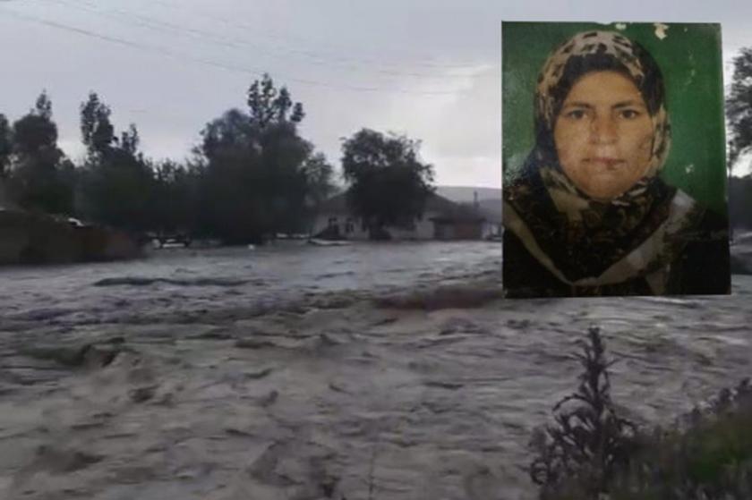 Ankara Valiliği'nden sel açıklaması: 1 kadın hayatını kaybetti