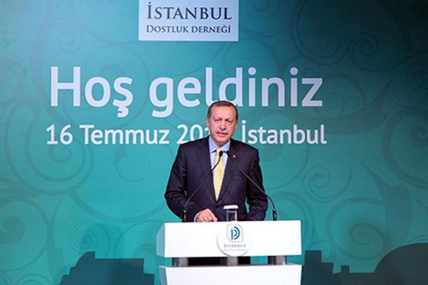 Erdoğan, 'Otorite bizsek biz zaten izni verdik' demişti