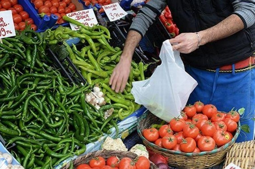 Enflasyon mart ayında 10.23 ile çift hanede kaldı