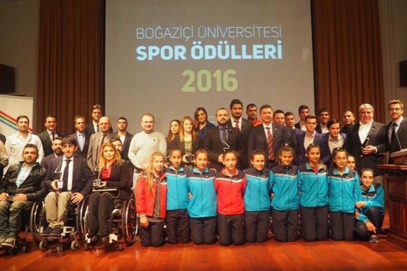 Boğaziçi'de 7'nci kez spor ödülleri verilecek