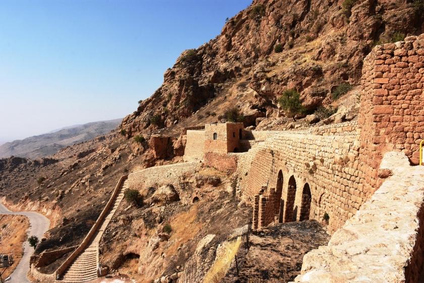 Mardin'in 'Sümela Manastırı' keşfedilmeyi bekliyor