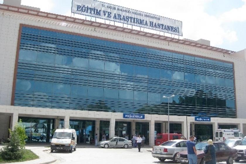 Sakarya'da, 70'in üzerinde hastane çalışanı zehirlendi