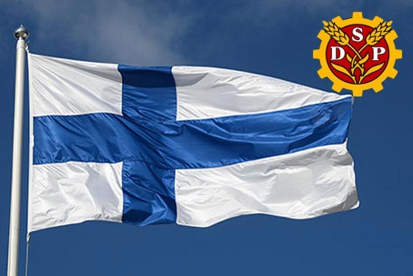Finlandiya Sosyal Demokrat Partisi: Türkiye Afrin'den derhal çekilmeli