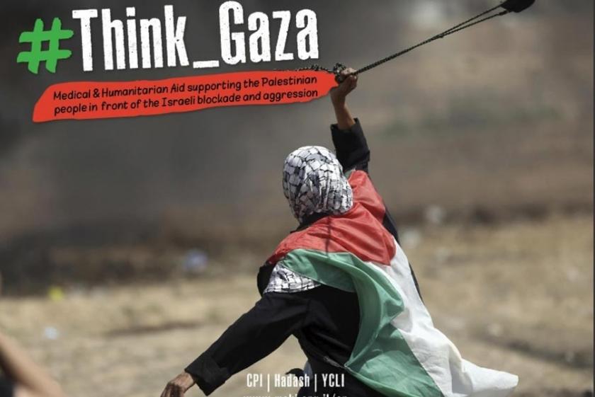 İsrailli komünistlerden Gazze için yardım kampanyası