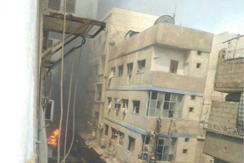 Şam'da iki intihar saldırısı