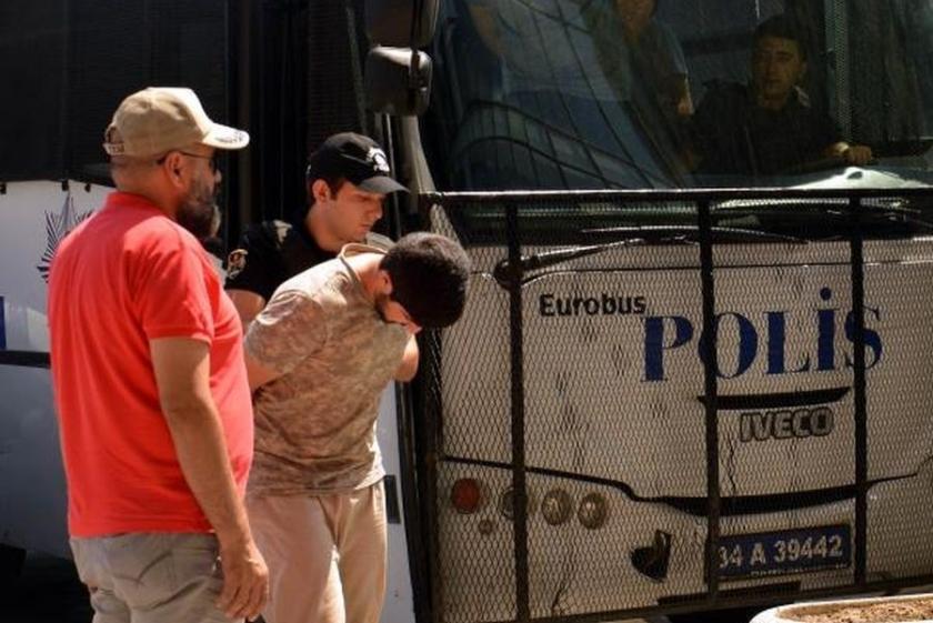 Bombalı saldırıyla ilgili 17 kişi daha adliyeye sevk edildi