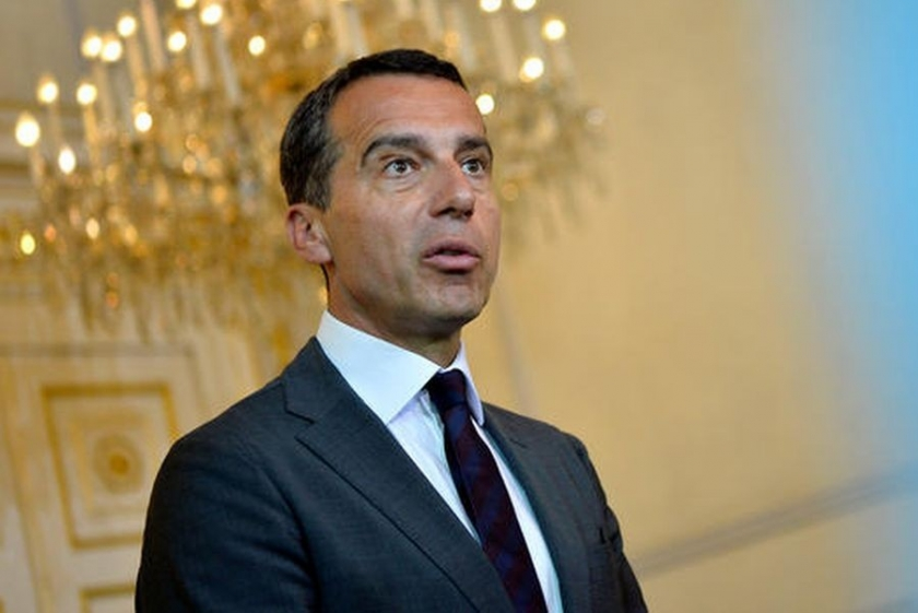 Avusturya Başbakanı: Ölümle tehdit ediliyorum