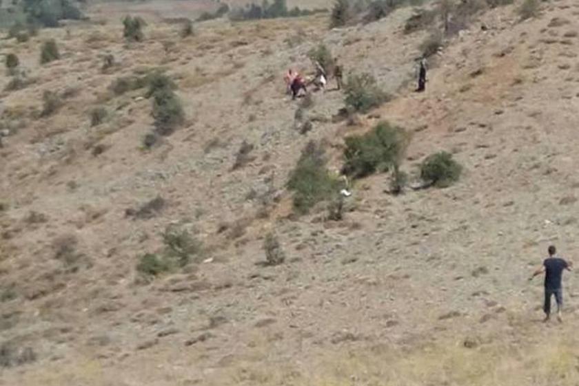 Yamaç paraşütçüsü 600 metreden düştü