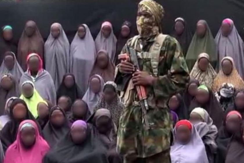 Nijerya'da Boko Haram 110 kadın öğrenciyi kaçırdı
