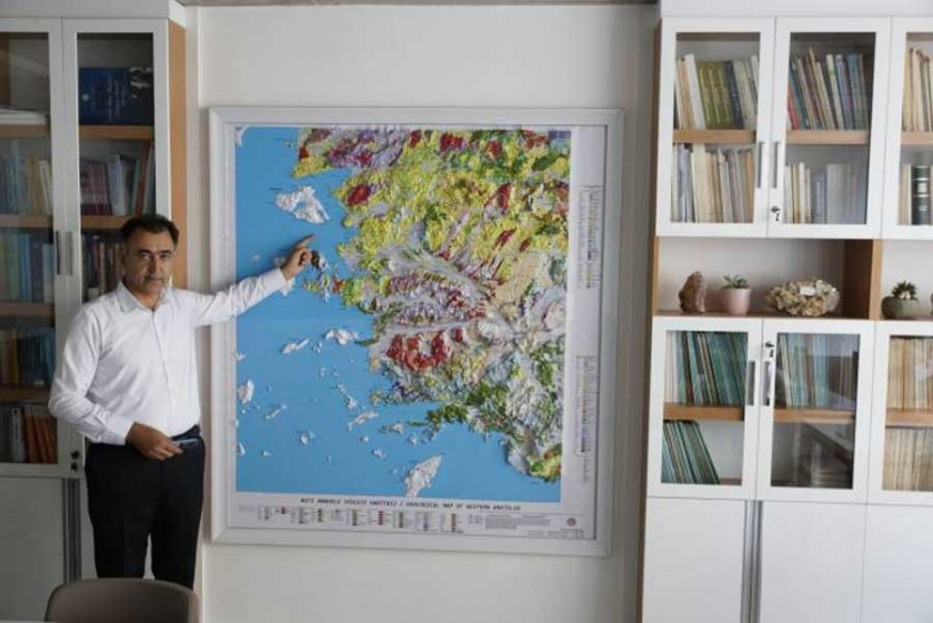 'Bodrum depremi yeni şiddetli tsunamilere işarettir'