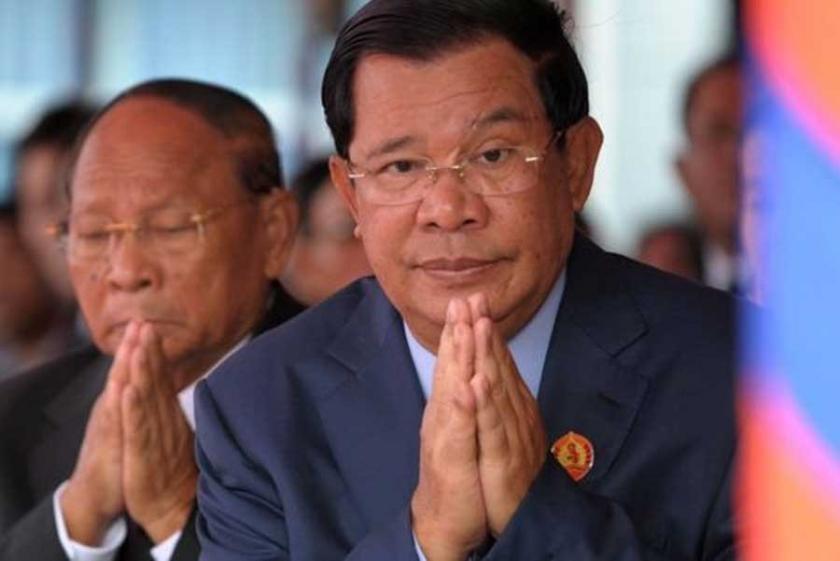 Kamboçya'da iktidar yanlısı yargıç ana muhalefeti lağvetti