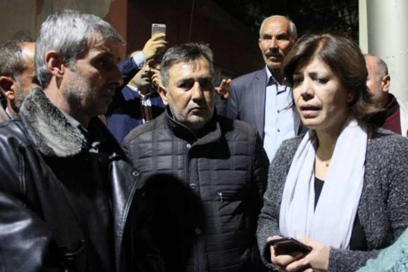 HDP'li Beştaş kaza yapan tarım işçilerini ziyaret etti