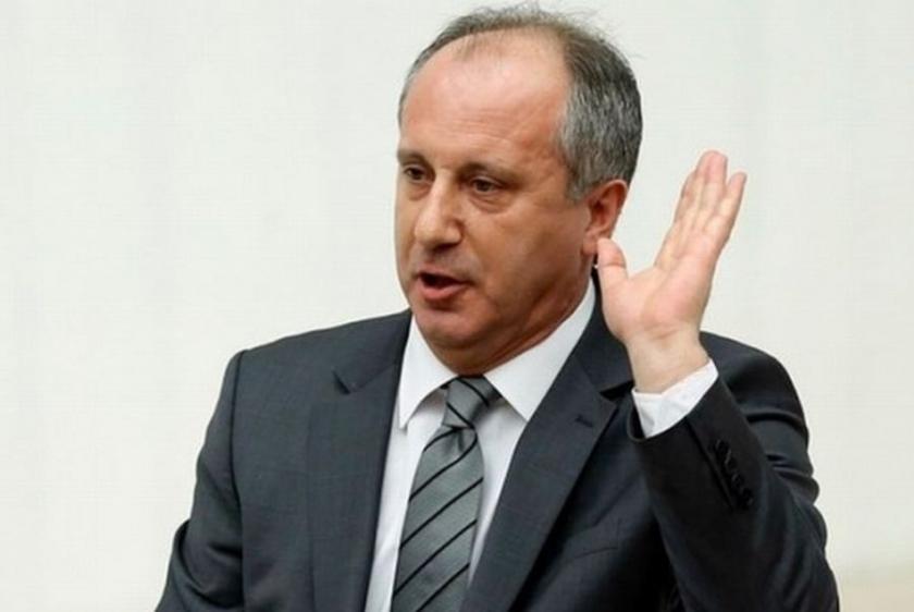 İnce: Bugün HDP'liler içeride yarın CHP'liler içeride olacak