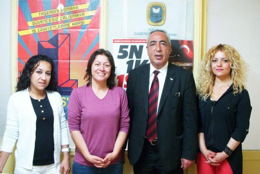 TGS İzmir Şubesi: Mücadeleden taviz yok
