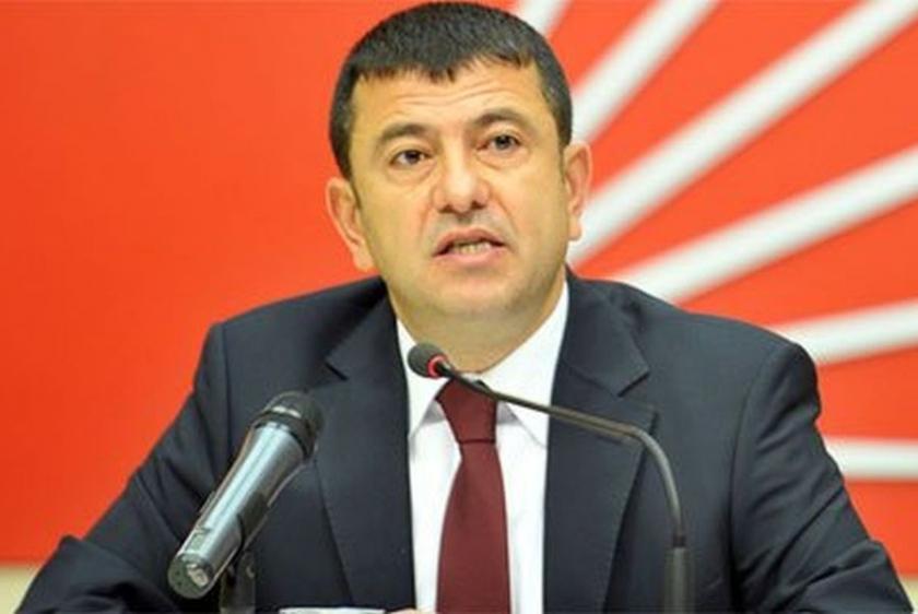 CHP'li Ağbaba 'evet' kampanyasına katılan kaymakamları sordu