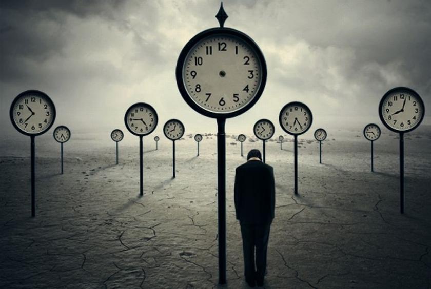 Zaman dediğimiz nedir ki?