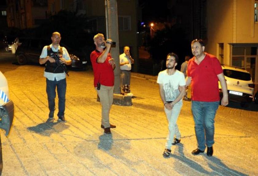 Aydın'da fabrikada patlama: 4 işçi yaralı