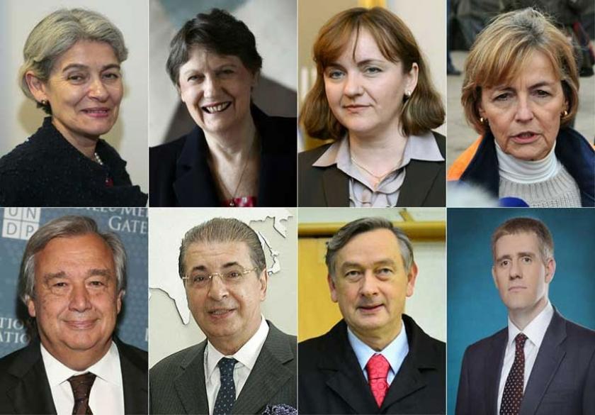 BM'de ilk kampanyalı genel sekreterlik seçimi başladı