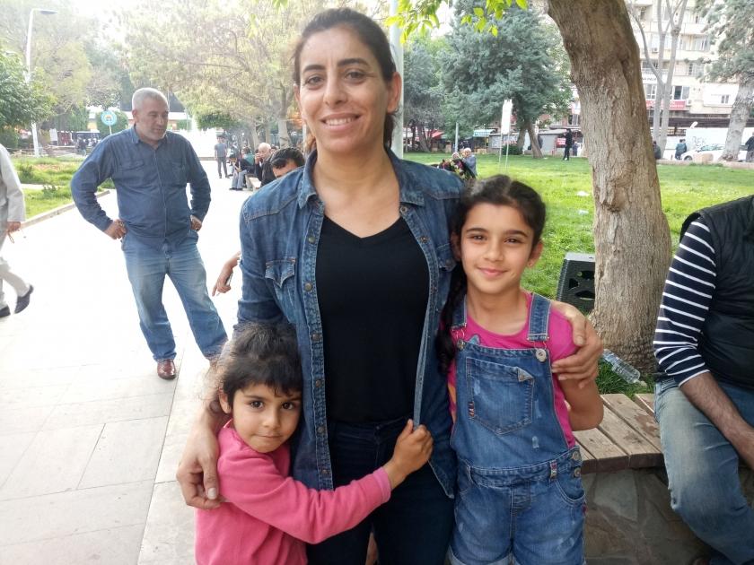 Gazeteci Filiz Zeyrek serbest bırakıldı