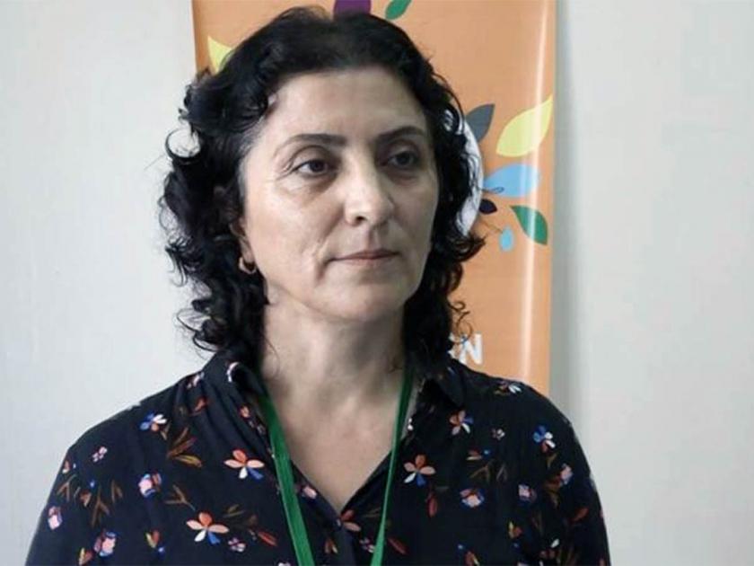 HDP Urfa İl Eş Başkanı Aliye Kızıldamar tutuklandı