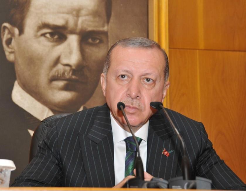 Erdoğan, kendine yeni bir başdanışman atadı: Mehmet Ferden Çarıkçı