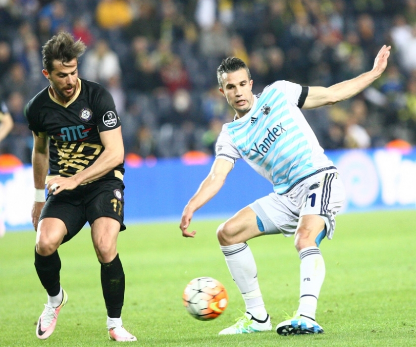 Kendi evinde Osmanlıspor'la 0-0 berabere kalan Fenerbahçe şampiyonluk yarışında yara aldı