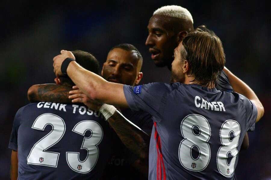 Beşiktaş 'Devler Ligi'nde: Konuk RB Leipzig