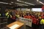 Almanya'da metal işçilerinden 24 saatlik grev uyarısı