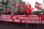 Rosa Luxemburg ve Karl Liebknecht'i Berlin'de on binler andı