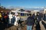 İnegöl'de işçi servisi kaza yaptı: 9 yaralı