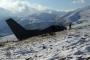 Isparta'da askeri eğitim uçağı düştü