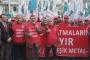 Metal işçileri MESS dayatmalarına karşı grev çağrısı yaptı