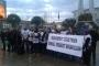 Direnen KESK'liler: Muhammed öğretmen serbest bırakılsın