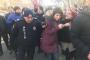 Ankara'da eğitimcilere polis saldırısı